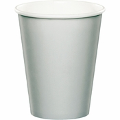 Value Friendly Shimmering Silver Cups 96 ct