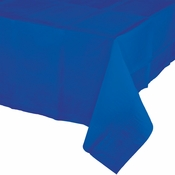 Cobalt Blue Paper Tablecloths