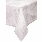 Silver Prestige Linen-Like Tablecloths are sold in quantities of 1 / pkg, 24 pkgs / case
