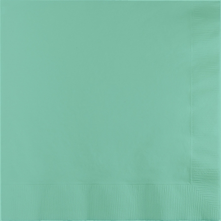 Fresh Mint Green Beverage Napkins 240 ct