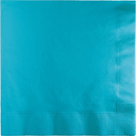 Bermuda Blue Beverage Napkins 240 ct