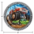 Monster Truck Dinner Plates 96 ct