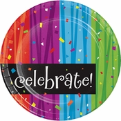 Milestone Celebrations Dessert Plates 96 ct
