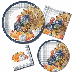 Thanksgiving Elegance Party Supplies