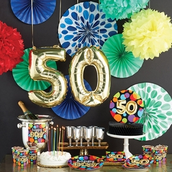 Balloon Birthday Party Supplies