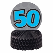 50th Birthday Centerpieces 18 ct