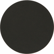 Round Black Coasters sold in quantities of 500 / pkg, 1 pkg / case.