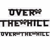 Over The Hill Party Banners 12 ct