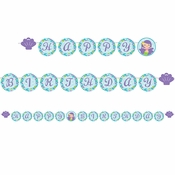 Mermaid Friends Ribbon Banners 6 ct
