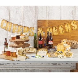 Cheers and Beers Party Supplies