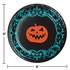 Halloween Symbols Dinner Plates 96 ct
