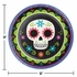 Day of the Dead Dinner Plates 96 ct