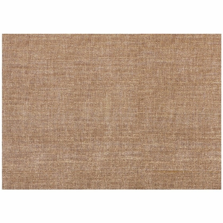FashnPoint Natural Burlap Printed Placemats 750 ct