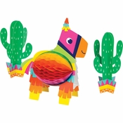 Fiesta Fun Centerpieces 6 ct