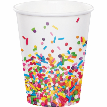 Confetti Sprinkles Cups 96 ct