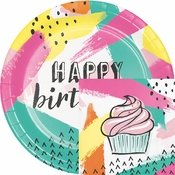 Cupcake Chic Birthday Party Supplies