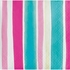 Tropical Stripe Beverage Napkins 288 ct