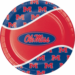 Root for Ole Miss with our high quality and bulk priced collegiate items in crimson and blue.