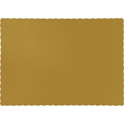 Wholesale Solid Color Paper Placemats