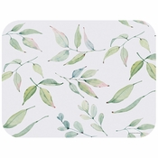 """12.75"""" x 16.75"""" Watercolor Leaves Paper Traymats 1000 ct"""