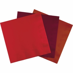 Wholesale Red Napkins
