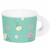 Floral Tea Party Paper Treat Cups 72 ct