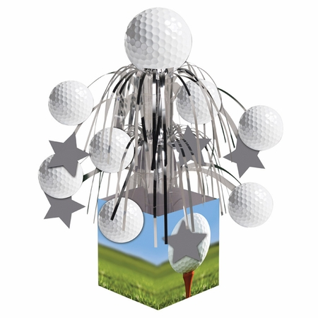 Golf Centerpieces 6 ct