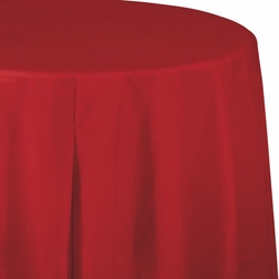 Wholesale Round Plastic Tablecloths