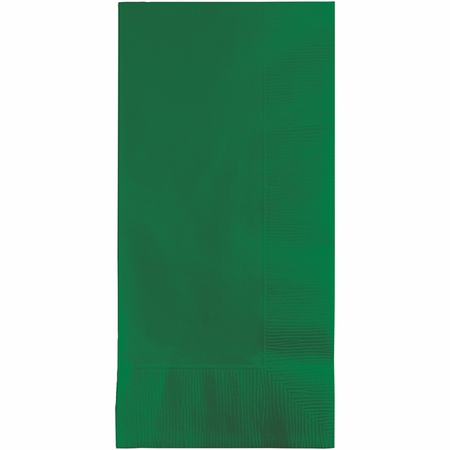 Emerald Green 2 Ply Dinner Napkins 600 ct