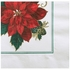 "5"" Traditional Poinsettia Beverage Napkins 1000 ct"