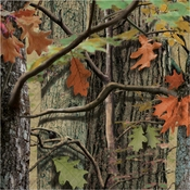 Hunting Camo Luncheon Napkins 192 ct