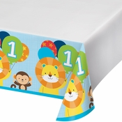 One is Fun Boy Plastic Tablecloths 6 ct