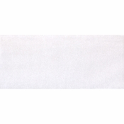 Waxed Interfolded Deli Tissue, White - Large 6,000 ct.