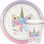 Unicorn Baby Shower Supplies
