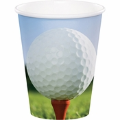 Golf 9 oz Hot and Cold Cups 96 ct