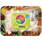 """13"""" x 17"""" Healthy Choices Paper Traymats 1000 ct"""