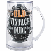 Old Vintage Dude Tankards 4 ct