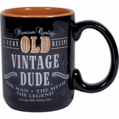 Old Vintage Dude Coffee Mugs 2 ct