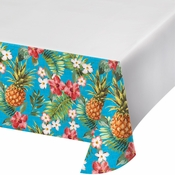 Aloha Plastic Tablecloth 12 ct