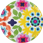 Tropicana Dinner Plates 120 ct