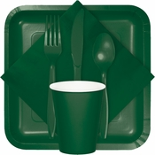For modern appeal at budget friendly prices, shop our Hunter Green tableware products from the Touch of Color collection.
