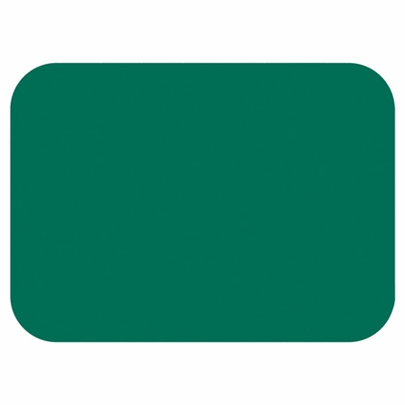 """Hunter Green 15"""" x 20"""" Traymat sold in quantities of 1000 per case"""