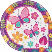Butterfly Garden Birthday Party Supplies