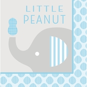 Little Peanut Boy Little Peanut Luncheon Napkins 192 ct