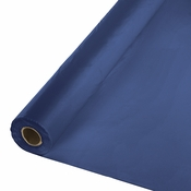 Navy Blue Banquet Roll 1 ct