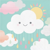 Clouds Luncheon Napkins 192 ct