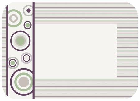 """Sage green and white Jazzy 15"""" x 20"""" Traymat in quantities of 1,000 / pkg, 1 pkg / case"""