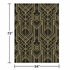 Roaring 20s Photo Booth Backdrops 6 ct