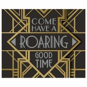 Roaring 20s Invitations 48 ct