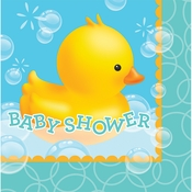 Bubble Bath Baby Shower Luncheon Napkins 192 ct